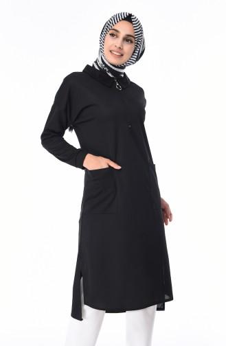 Black Tunic 4039-01