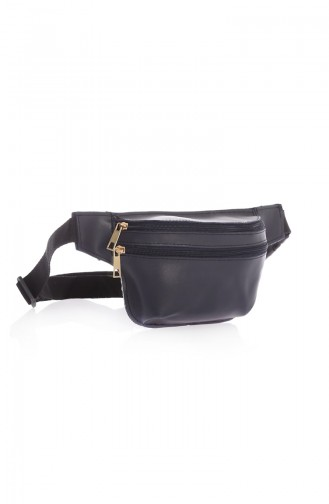 Navy Blue Belly Bag 08Z-10