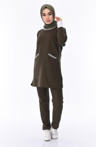Survêtement Khaki 18043A-05