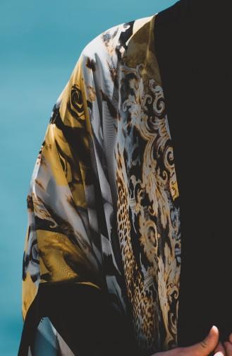 Yellow Pareo 1052-01