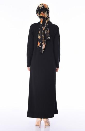 Black Abaya 99140-03