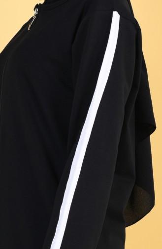 Survêtement Noir 18050C-01
