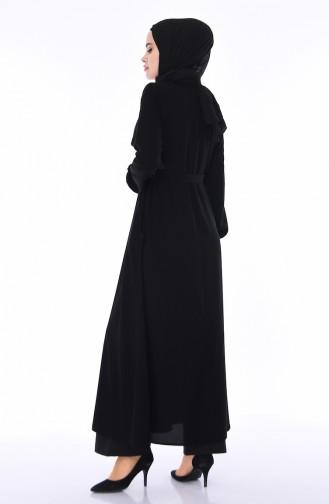 عباءه أسود 5933-06
