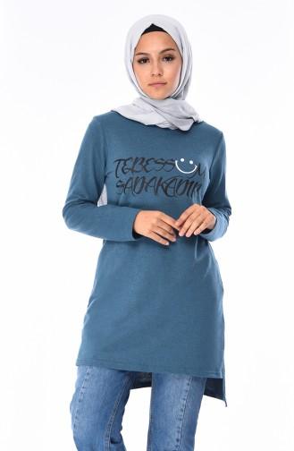 Oil Blue Tuniek 5003-11