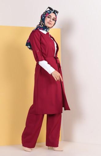 Fuchsia Suit 1199-10