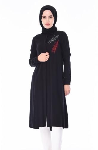 Black Tunic 7K6702300-04