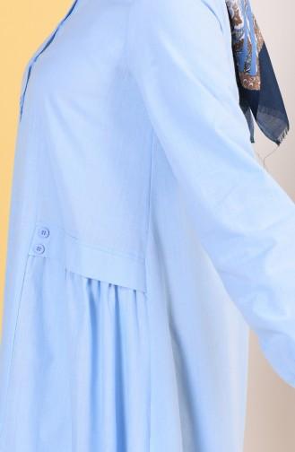 Tunique Bleu Glacé 4305-06