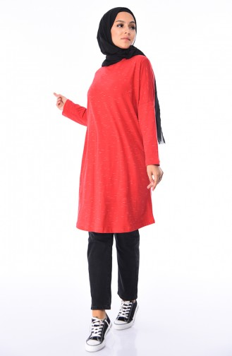 Red Tunic 7840A-02
