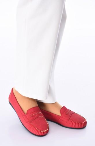 Babettes Pour Femme 101-16 Rouge Lin 101-16