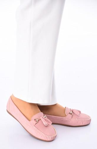 Powder Woman Flat Shoe 120-09