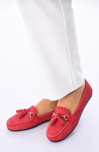 Babettes Pour Femme 120-11 Rouge Lin 120-11
