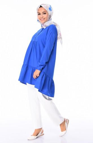 Saxon blue Tunic 9014-14