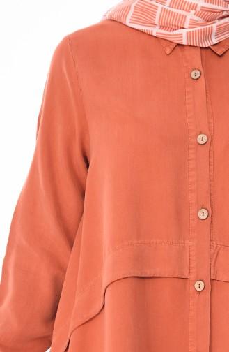 Ziegelrot Anzüge 6301-03