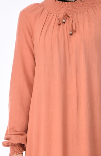 Robe Viscose Manches élastique 0071-01 Coquille D ognion 0071-01