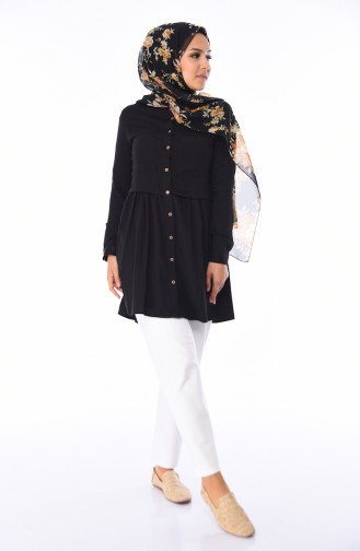 Black Tunic 1952-01