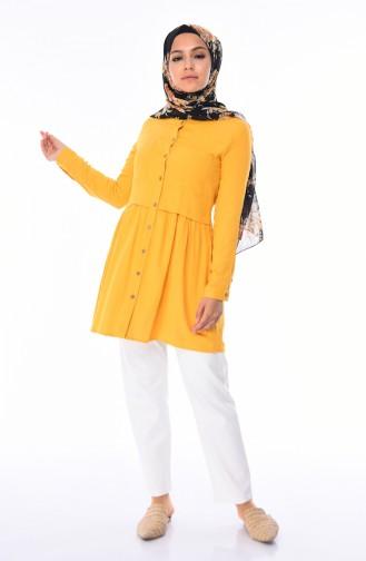Mustard Tunic 1952-06