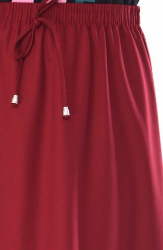 Claret red Rok 1128-02