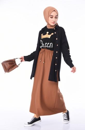 Copper Skirt 1128-04