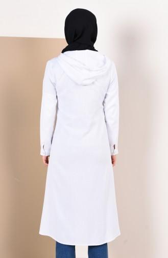 White Mantel 1953-01