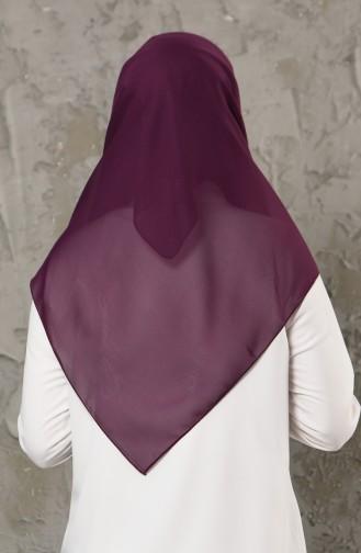 Dark Purple Scarf 13031-15