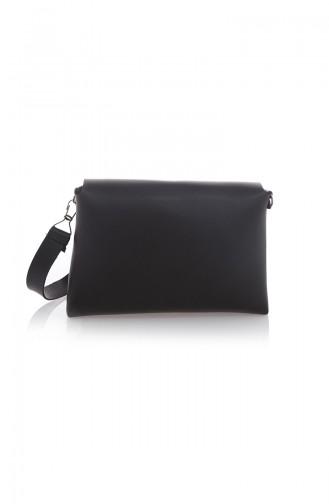 Black Shoulder Bags 10Z-17
