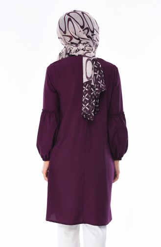 Purple Tunic 1004-04