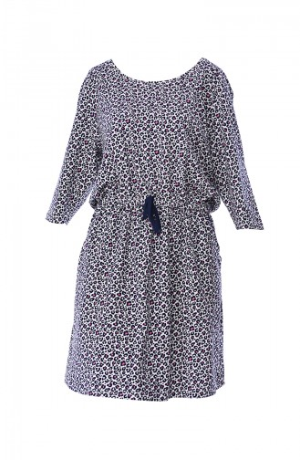 Navy Blue Pyjama 903175-02
