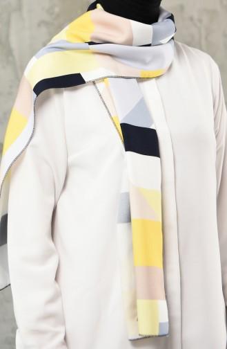 Yellow Shawl 52730-01