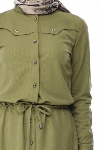 Khaki Tunic 2007-07