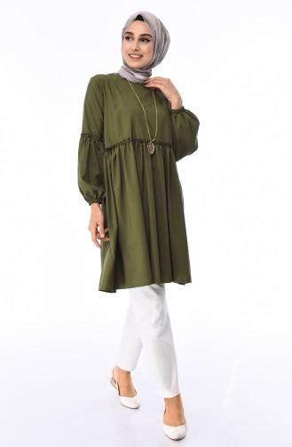 Green Tunic 1004-08