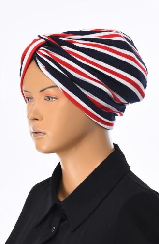 Navy Blue Bonnet 1042-01