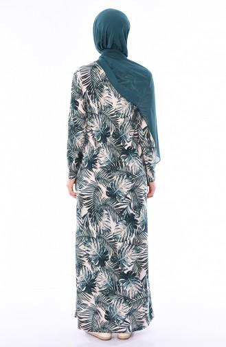 Green Dress 8829-03