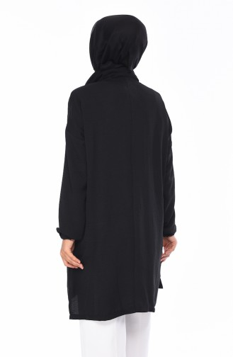 Black Tunic 6282-04