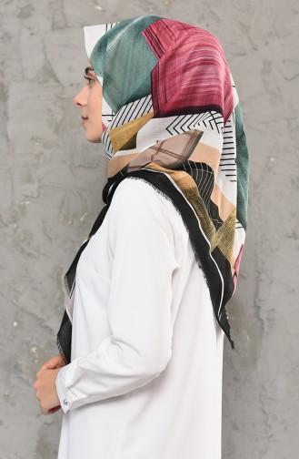 وشاح أخضر حشيشي 2297-14
