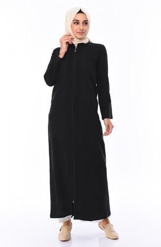 Black Abaya 22207-06