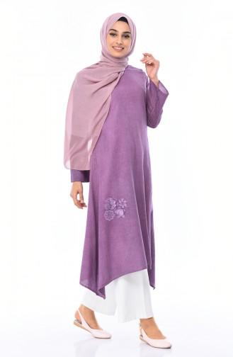 Purple Tunic 9026-04