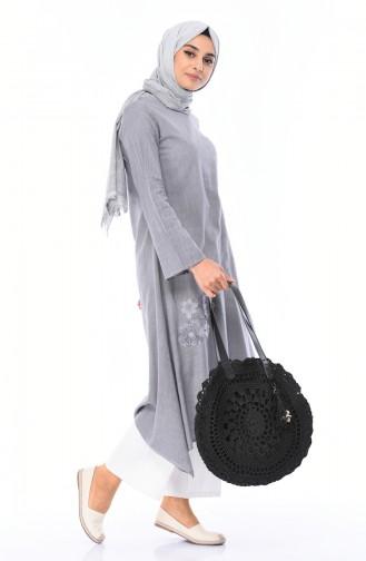 Gray Tunic 9026-07