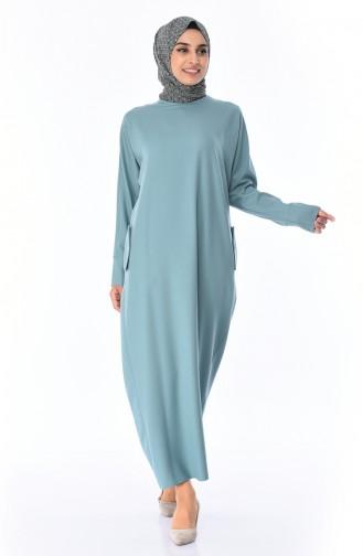 Green Dress 0246-07