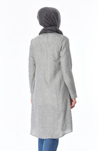 Khaki Tunic 5413-07