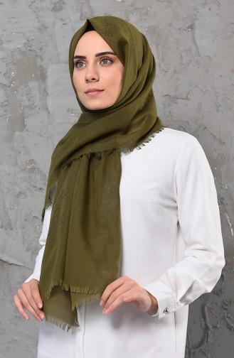 Khaki Shawl 901501-01