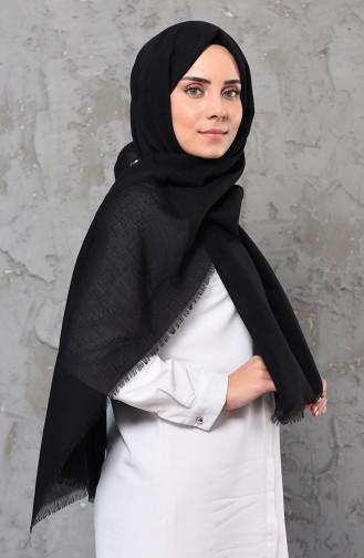 شال أسود 901501-02