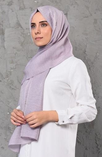 شال ليلكي 90581-14