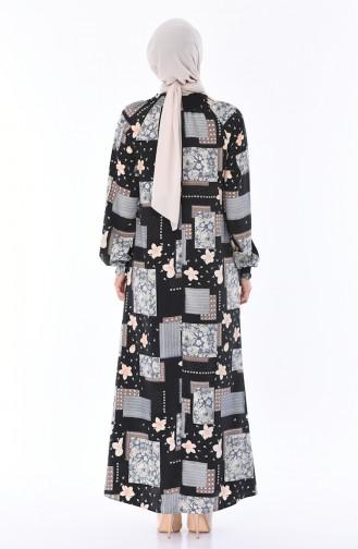 فستان أسود 0080C-01