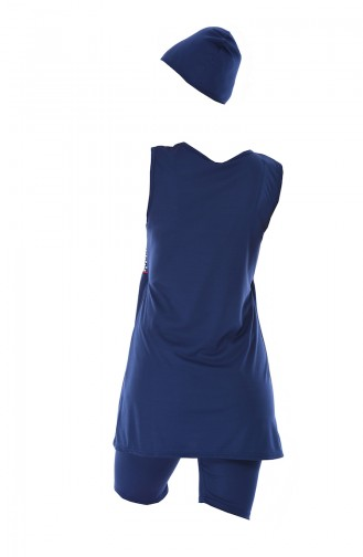 ملابس السباحة أزرق كحلي 1905-01