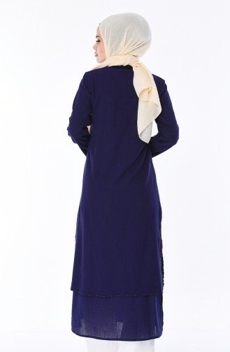 Purple Tunic 22204-04