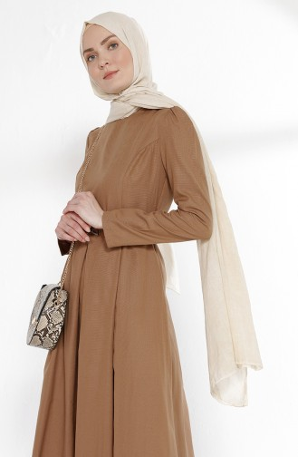 Camel İslamitische Jurk 3159-06