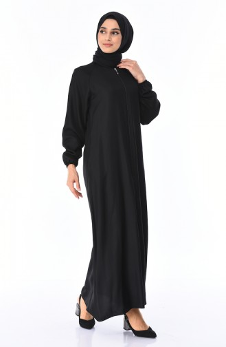Black Abaya 4032-01