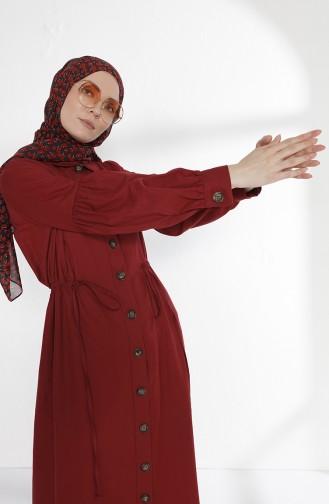 Claret red Mantel 9035-05