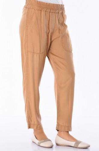 Pantalon Tensel 2588-01 Camel 2588-01