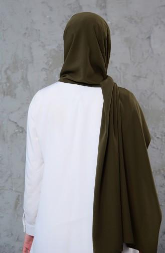 Khaki Sjaal 70135-07
